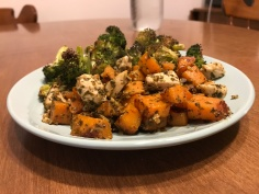 Chicken Pesto Sweet Potato Skillet 7