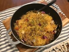 Italian spaghetti squash 6